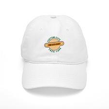 Custom Cuts Tree Care Logo Baseball Cap