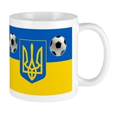 Ukrainian Football Flag Mug
