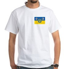 Ukrainian Football Flag Shirt