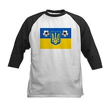 Ukrainian Football Flag Tee