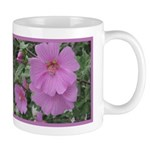 Fe's Pink Malva Mug