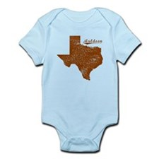 Muldoon, Texas (Search Any City!) Infant Bodysuit