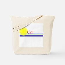 Carli Tote Bag