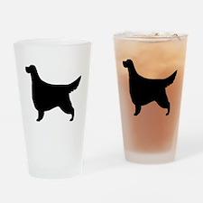 Gordon Setter Drinking Glass