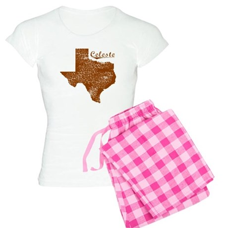 Celeste, Texas (Search Any City!) Women's Light Pa