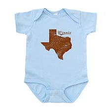 Winnie, Texas (Search Any City!) Infant Bodysuit