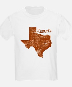 Temple, Texas (Search Any City!) T-Shirt