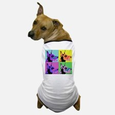 Doberman Pop Art Dog T-Shirt