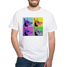 Doberman Pop Art Shirt