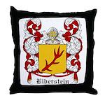 Biberstein Coat of Arms Throw Pillow