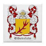 Biberstein Coat of Arms Tile Coaster