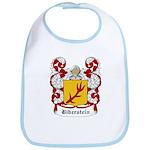 Biberstein Coat of Arms Bib