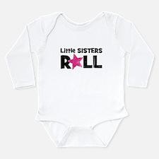 Little Sisters Roll Body Suit