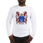 Bialynia Coat of Arms Long Sleeve T-Shirt