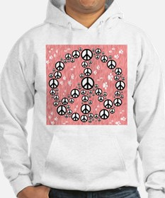 Paws for Peace Hoodie