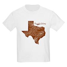 Doseido Colony, Texas. Vintage T-Shirt