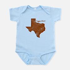 Corpus Christi, Texas. Vintage Infant Bodysuit