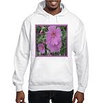 Fe's Pink Malva Hooded Sweatshirt