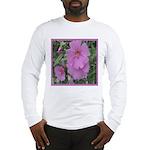 Fe's Pink Malva Long Sleeve T-Shirt