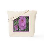 Fe's Pink Malva Tote Bag