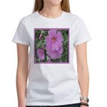 Fe's Pink Malva Women's T-Shirt