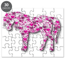 HEARTHORSE - Pink Puzzle