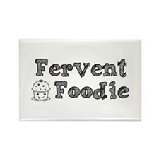 Cute Foodie Rectangle Magnet