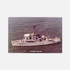 USS ADROIT Rectangle Magnet