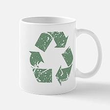 Distressed Recycle Mug
