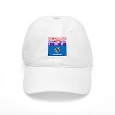 oklahomaromneyflag.png Baseball Cap