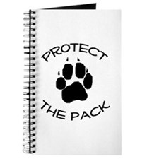 Protect the Pack! Journal