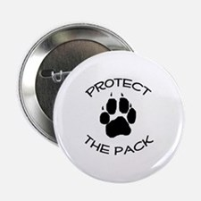 "Protect the Pack! 2.25"" Button"