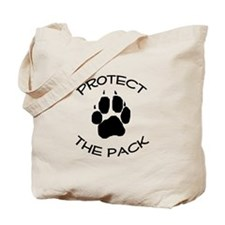 Protect the Pack! Tote Bag