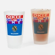 okieromneyflag.png Drinking Glass