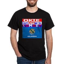 okieromneyflag.png T-Shirt
