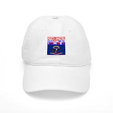 northdakotaromneyflag.png Baseball Cap