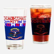 northdakotaromneyflag.png Drinking Glass