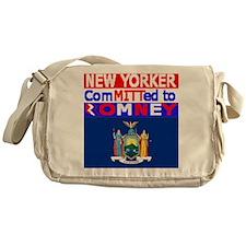 newyorkromneyflag.png Messenger Bag