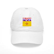 newmexicoromneyflag.png Baseball Cap