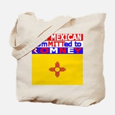 newmexicoromneyflag.png Tote Bag