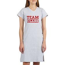 Team Claire Women's Nightshirt