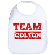 Team Colton Bib
