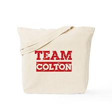 Team Colton Tote Bag