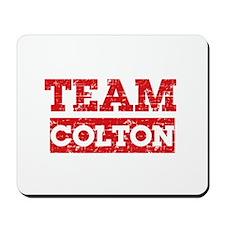 Team Colton Mousepad