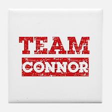 Team Connor Tile Coaster