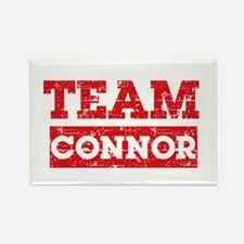 Team Connor Rectangle Magnet