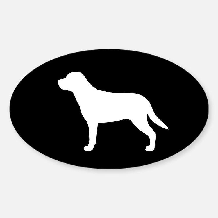 Swissy Sticker (Oval)