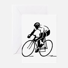 Bike Rights 4 Greeting Cards (Pk of 10)