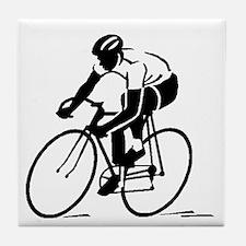 Bike Rights 4 Tile Coaster