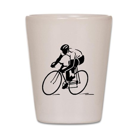 Bike Rights 4 Shot Glass
